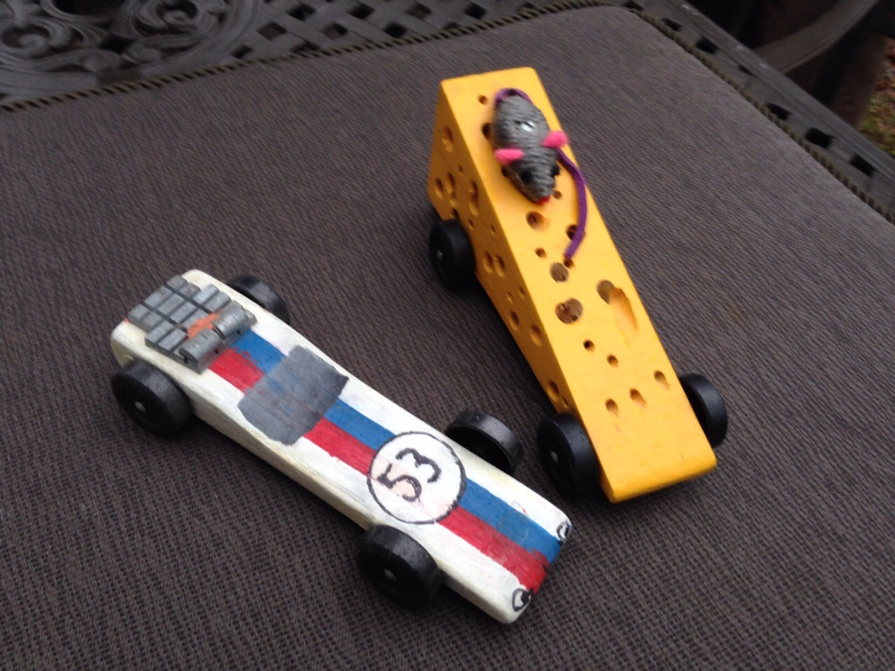 Pinewood Derby Speed Tips