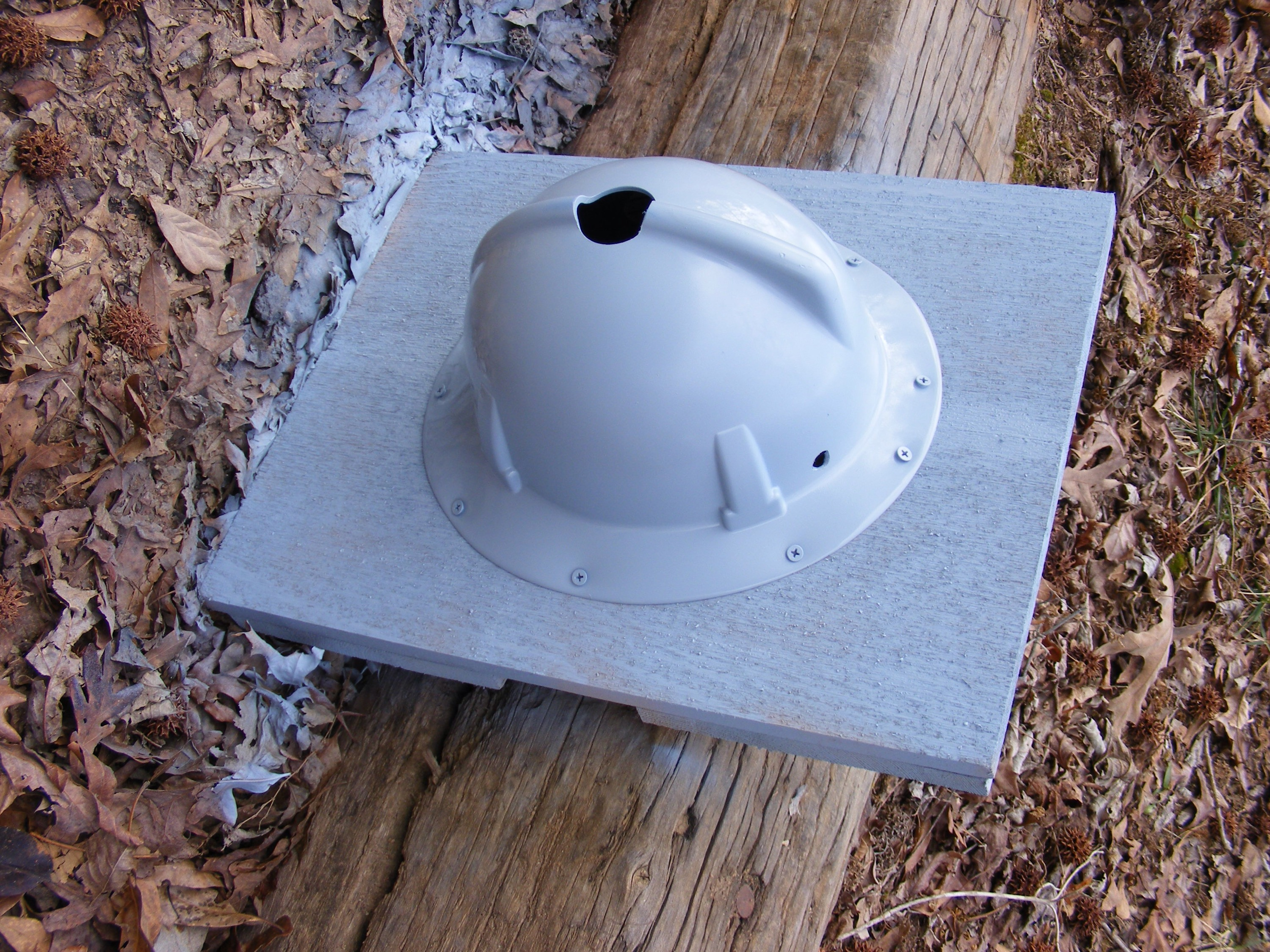 how to build a hard hat birdhouse