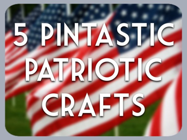 proud to be an american crafts