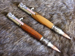 make a bolt action pen