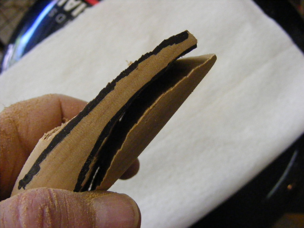 make a wooden spatula
