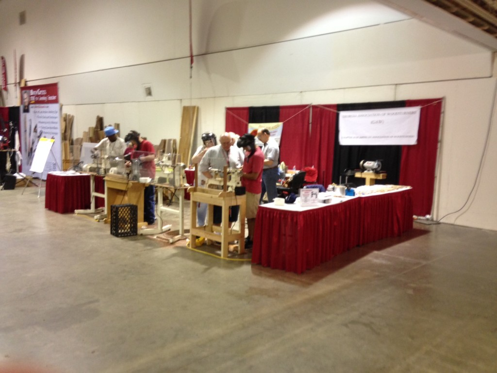 atlanta woodworking show