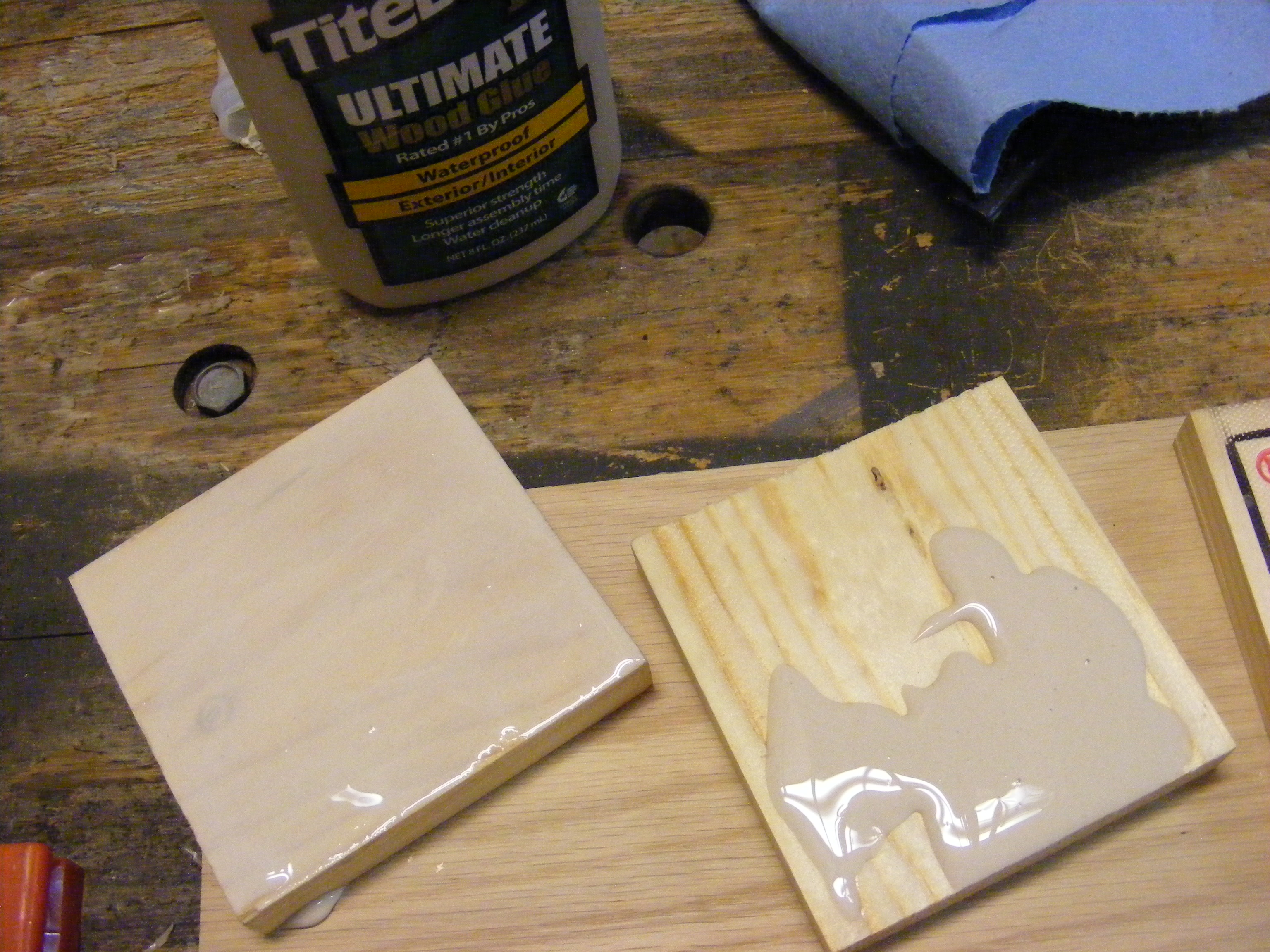 mouse trap cheese serving board