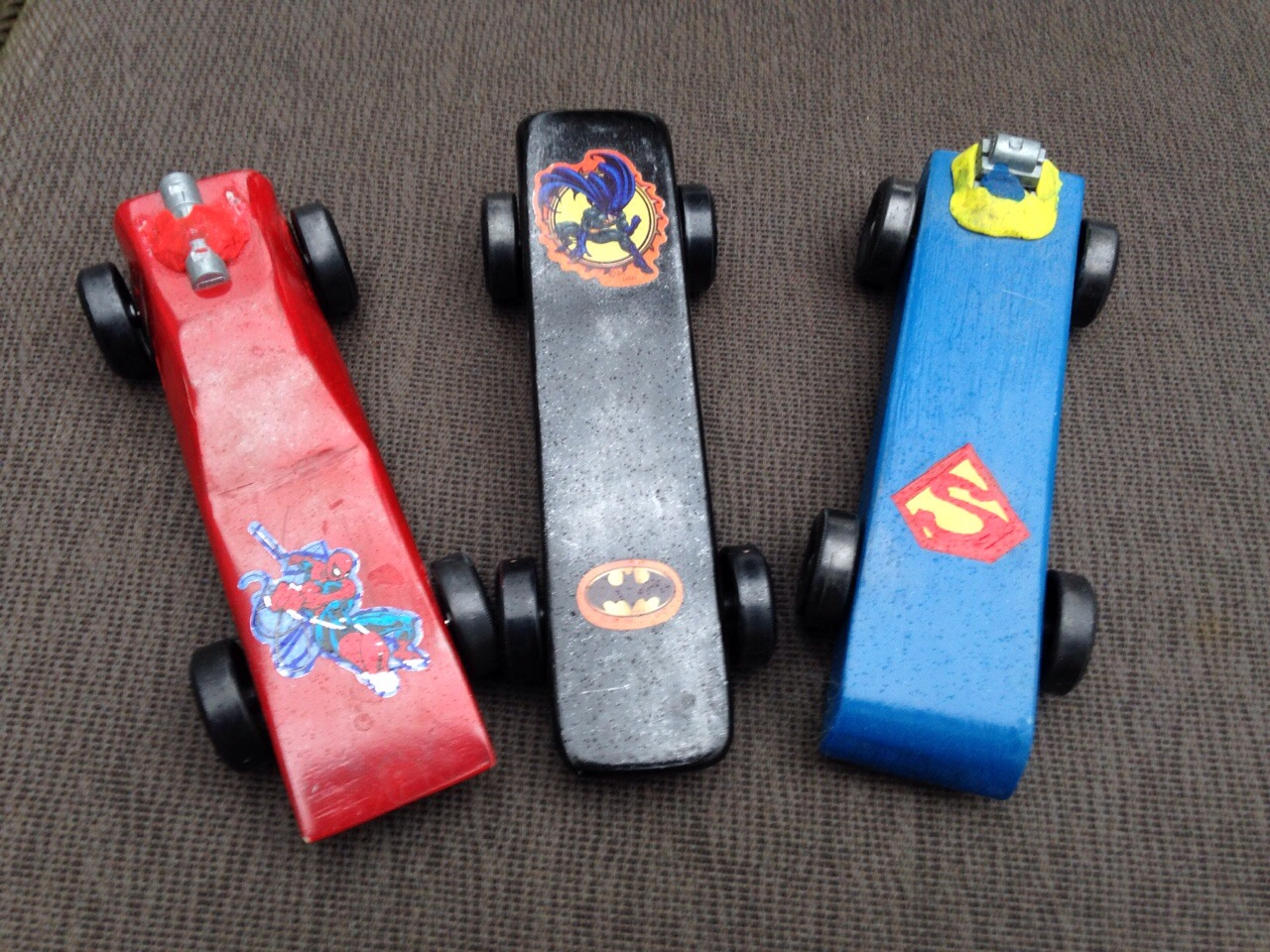 18 Pinewood Derby Speed Tips