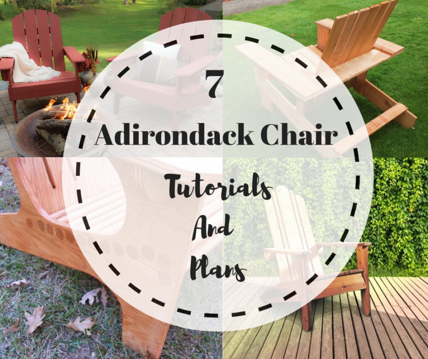 Prime 7 Adirondack Chair Plans And Tutorials Complete Home Design Collection Papxelindsey Bellcom